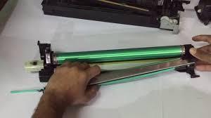 اجزای تسکیل دهنده یونیت درام توشیبا و قطعات مهم در تعمیرات کپی توشیبا