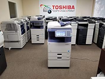 نمایندگی تعمیرات دستگاه کپی توشیبا TOSHIBA
