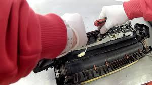 تعمیر یونیت فیوزینگ دستگاه کپی توشیبا